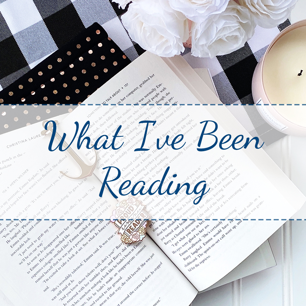 What I've Been Reading: May 2020