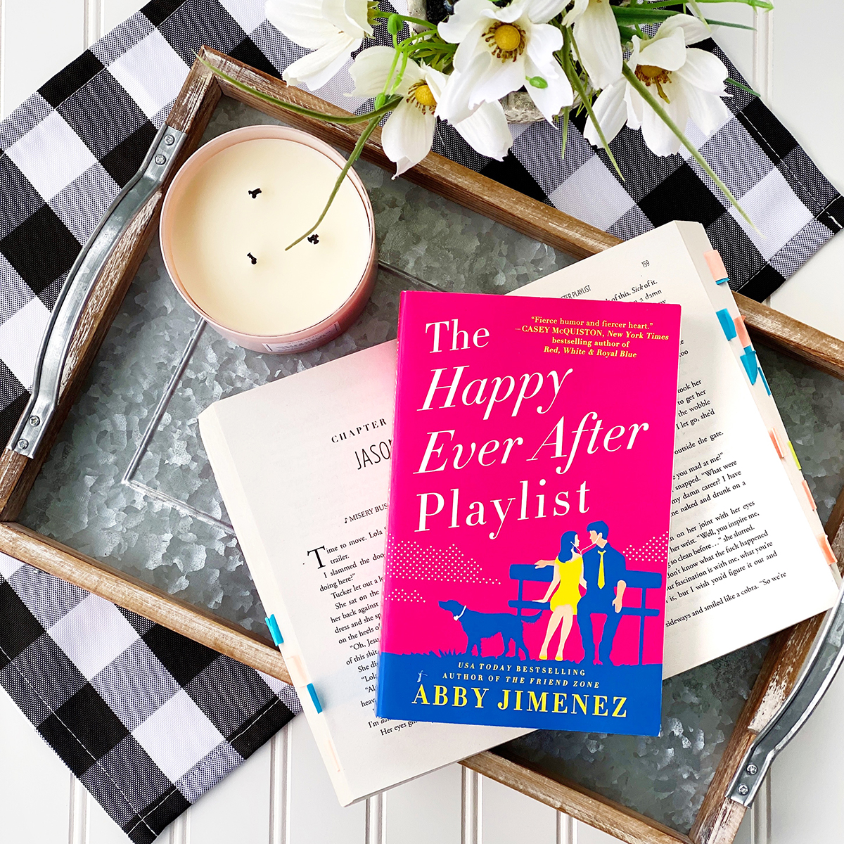 In Review: The Happy Ever After Playlist by Abby Jimenez