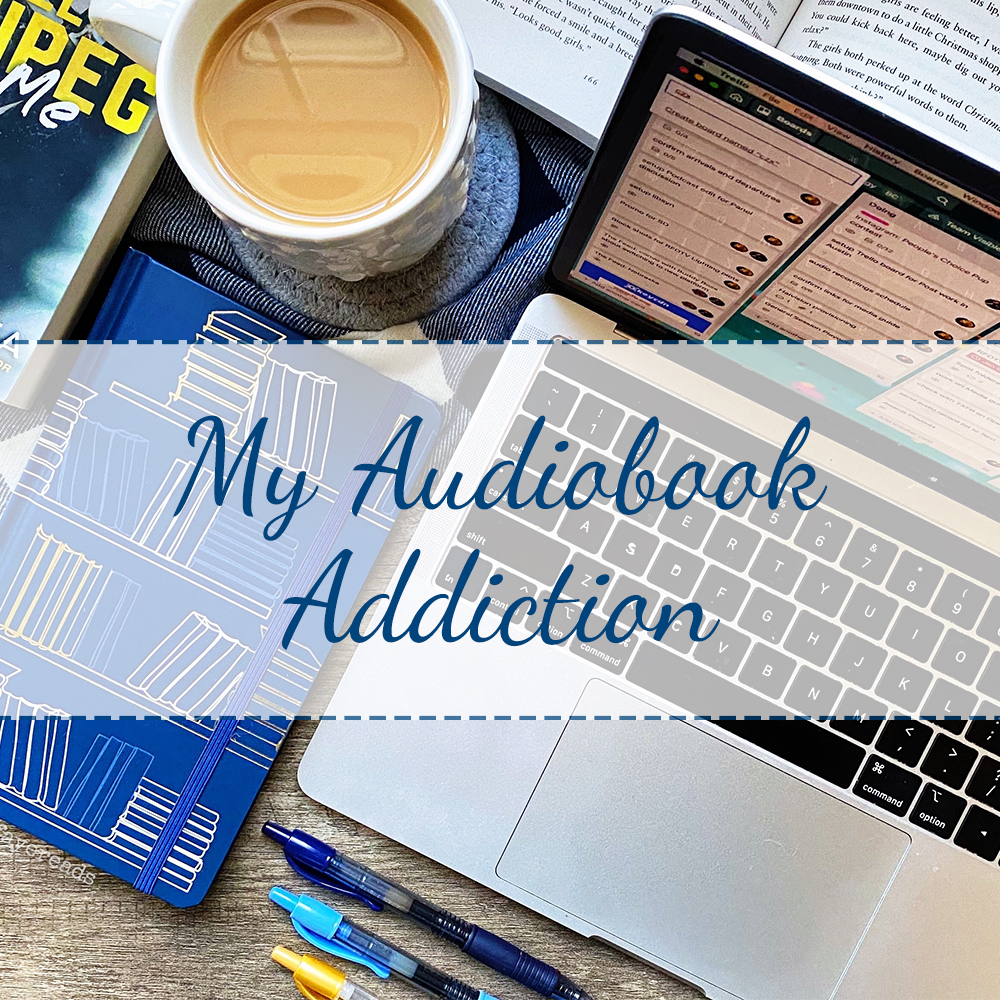 My Audiobook Addiction